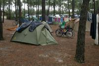 Campingplatz in Carcans Plage