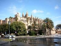 Kathedrale in Palma