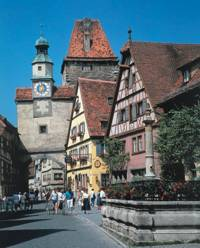Rothenburg Markusturm