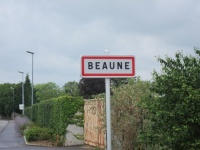Trier-Beaune Ankunft in Beaune